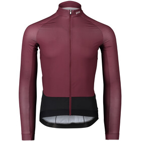 POC Essential Road LS Jersey Men, poc o propylene red